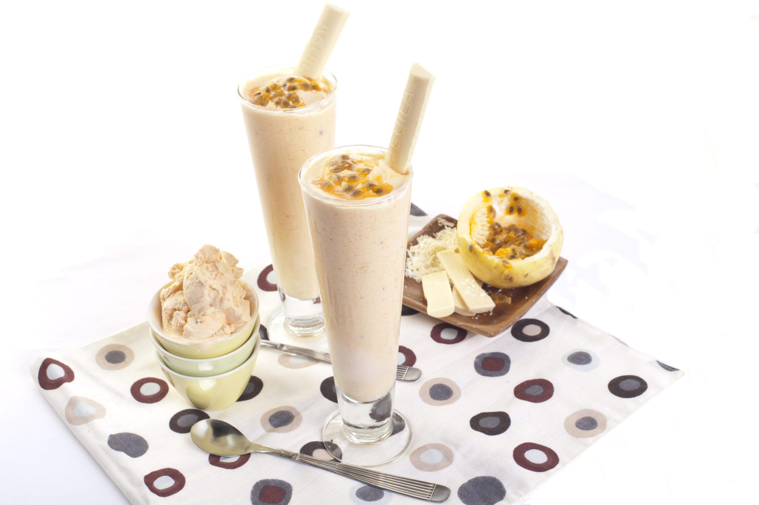Milkshake Maracuyá - Jimena
